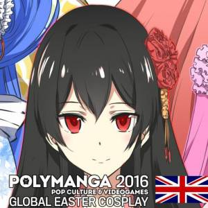 Polymanga Global Easter Cosplay