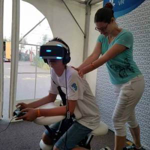 Massage virtuel