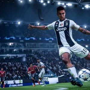 Fifa 19 on PS4