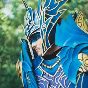 Shadowborder Cosplay